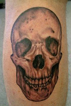 Skull Tattoo by rtoriginals
