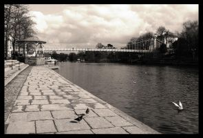 River Dee by Breadmikey