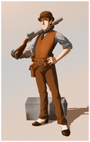 TF2 me by Sbags