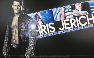 Chris Jericho 2012 Wallpaper by findmyart