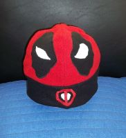 Deadpool hat by Vangi