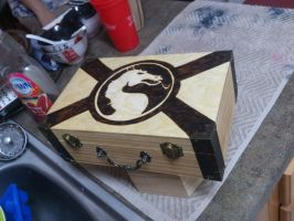 Mortal Kombat X Box by chui92