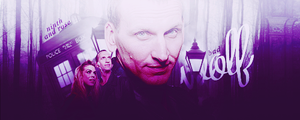 Ninth Doctor Signature by silentshadow3