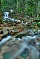 Kemensah Waterfall Part 2 by firdausmahadi