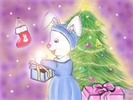 Christmas wishes by Tosita