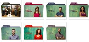 Private Practice Folder Icons by nellanel