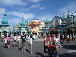 Toy Story Mania Tokyo Disney Sea by melon-ramune