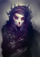 Speed paint arab demon by torvenius