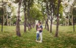 Love in the park by andreimogan