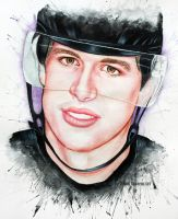 Sidney Crosby by AnnaShtorm