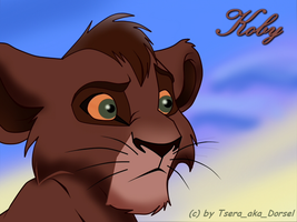 Kovu. Little Kovu. by Tsera-aka-Dorsel