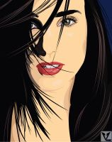 Jennifer Connelly by lorddesigner