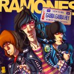 Ramones LP by ubegovic