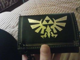My Zelda Wallet by BadassSheik92