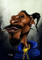 Snoop Dogg by dilmarjunior