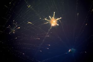 Explosions in the sky I by Eredel