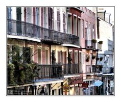French Quarter Diversity by Pinktutu