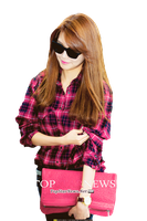 SOOYOUNG PNG RENDER by PikachuBerry