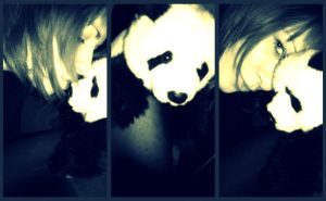 I love pandas by GroszekPospolity