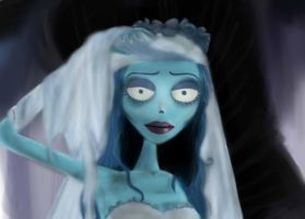 Emily - Corpse Bride by Raaaphi