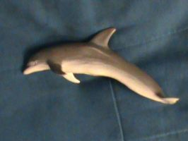 New Flipper Dolphin Toy by bluemousem