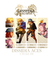 Dissidia Aces - Cycle 02 Application by Keikilani