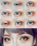 Girly / Dolly eyes makeup tutorial by mollyeberwein