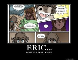 My Twokinds Motivational Poster 8 by Meowmeowmeow21