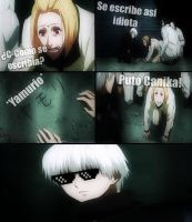 [memes] tokyo ghoul :v by AnnamiuX3