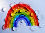 Remember, Even rainbows have a bad day by naked-in-the-rain