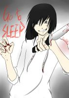 Jeff the killer by DeathNekox3