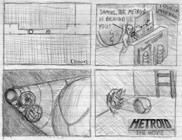 Metroid: The Movie 4 by RagnarokKnight
