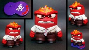 Inside Out ANGER by sawartman