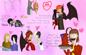Shipping/Valentine's Day Requests by AndYetNoBananas