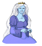 Ice Queen by bubblewrap-pancakes