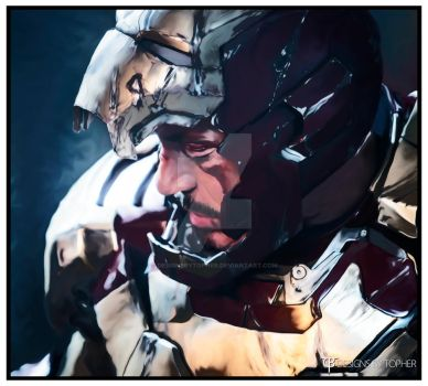 Ironman 3 by DesignsByTopher