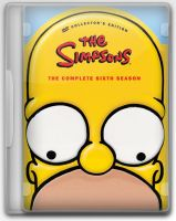 the simpsons dvd icons by jmcaulayj