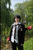 Blue Exorcist Rin by superjacqui
