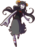 Aradia Time by CubeWatermelon