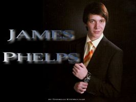 James Phelps Wallpaper 1 by daniellekoorevaar