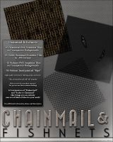 Chainmail and Fishnets Resource by cosmosue