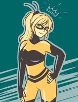 ML- You Can Call Me Queen Bee by SmartasticalArt