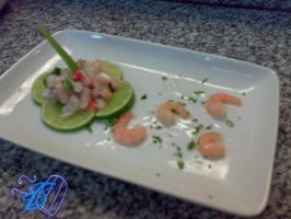 Ceviche by Foxdale