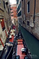Gondolas by BlackCarrionRose