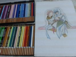 Altair y Maria 5 by Rydialeonhart