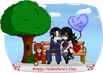 V-Day Raffle Example -Click for Animation- by TheInZombiac