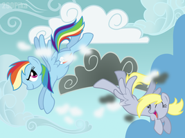 MLP: Clear the Skies! by 290Pika