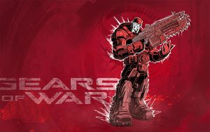 Gears of War by AJNazzaro