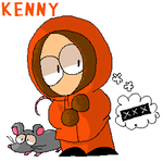 Kenny by SouthParkBliss