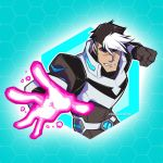 Shiro [magnet design]! by zillabean